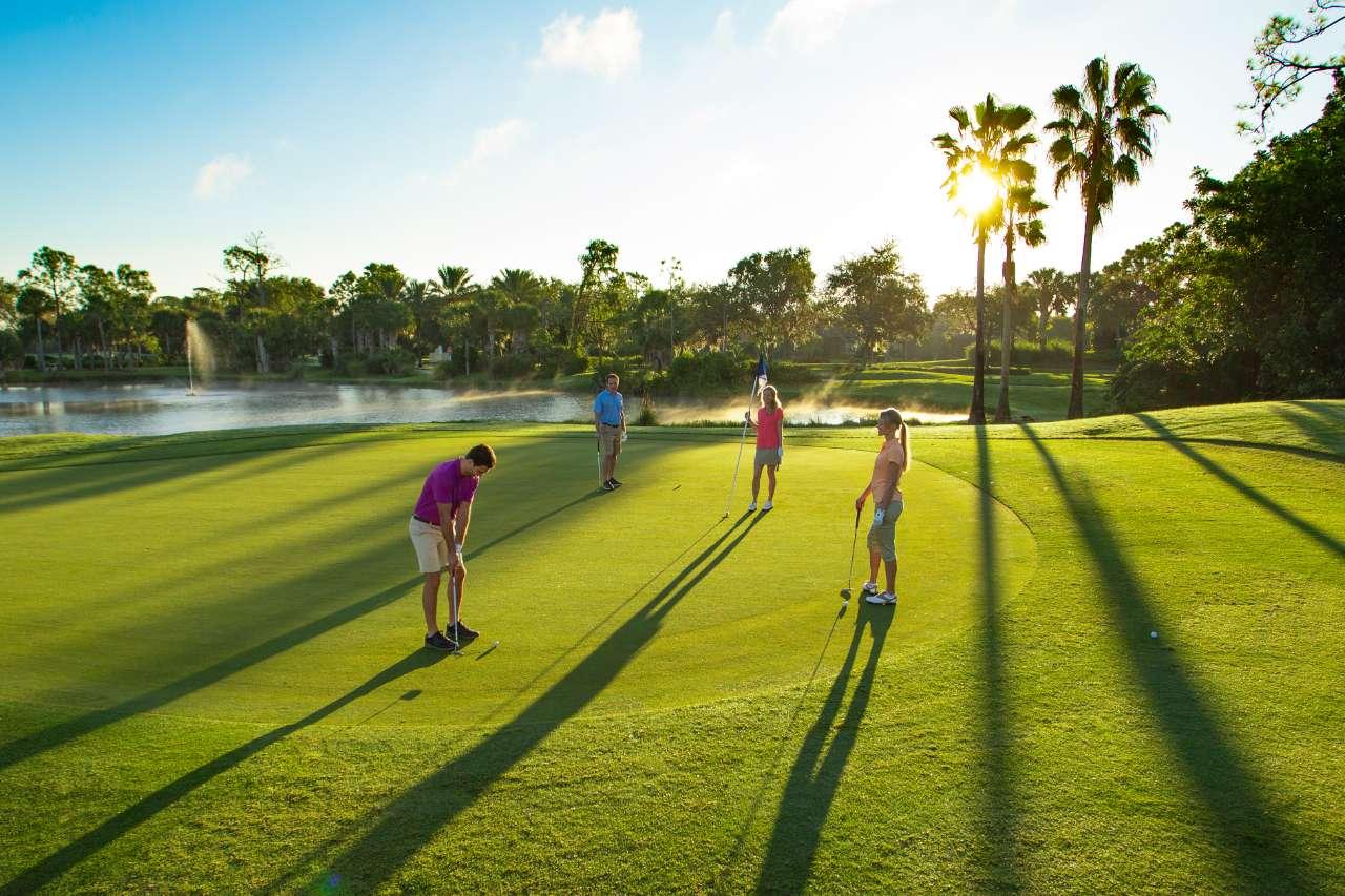 riverwood golfing troupe