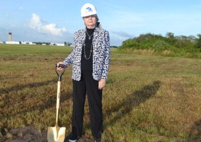 Airport Authority Commissioner Kathleen Coppola