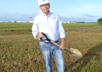 Airport Authority Commissioner Robert Hancik