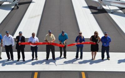 Airport Authority Reopens Runway 15-33