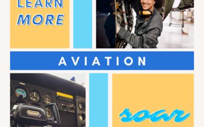Aircraft Mechanics Training Takes Off