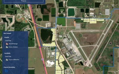 Airport Authority Launches Interactive Map
